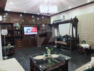 One Kanal Furnished House For Rent In Dha Phase 8