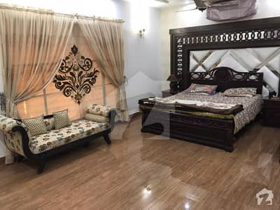 Ultra Modern 1 Kanal Brand New Bungalow 6 Bed Is Available For Sale In Johar Town Phase 1