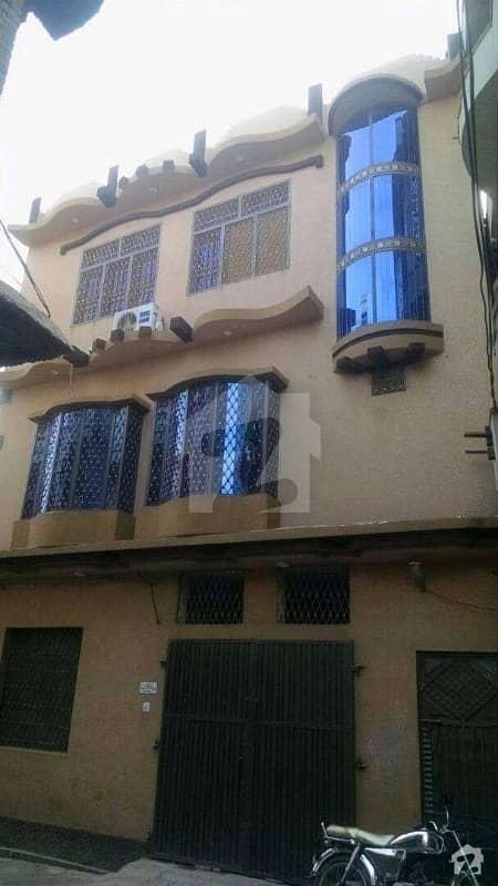 4 Marla House For Sale In Peshawer Haji Camp Sethi Town