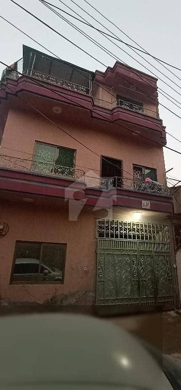 3 Marla Corner House For Sale