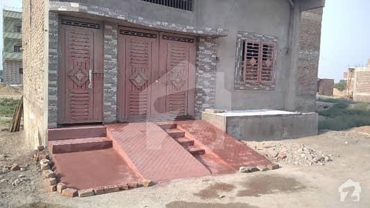 720  Square Feet House In Fazal Sun City
