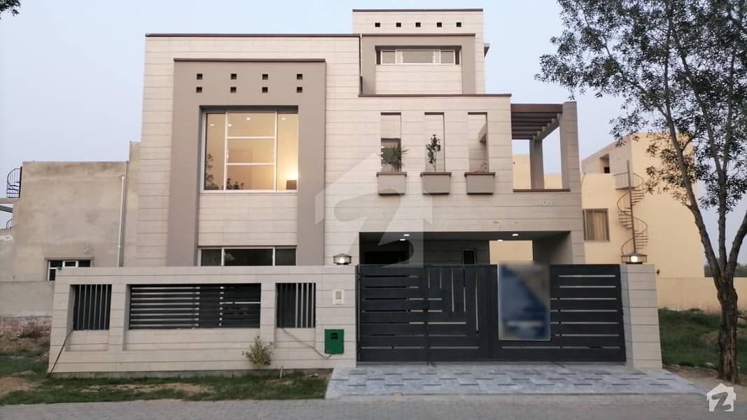 10 Marla Brand New House For Sale In Bahria Orchard