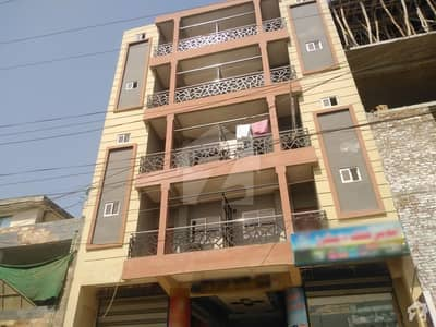 2 Bed Flat Is Available For Sale