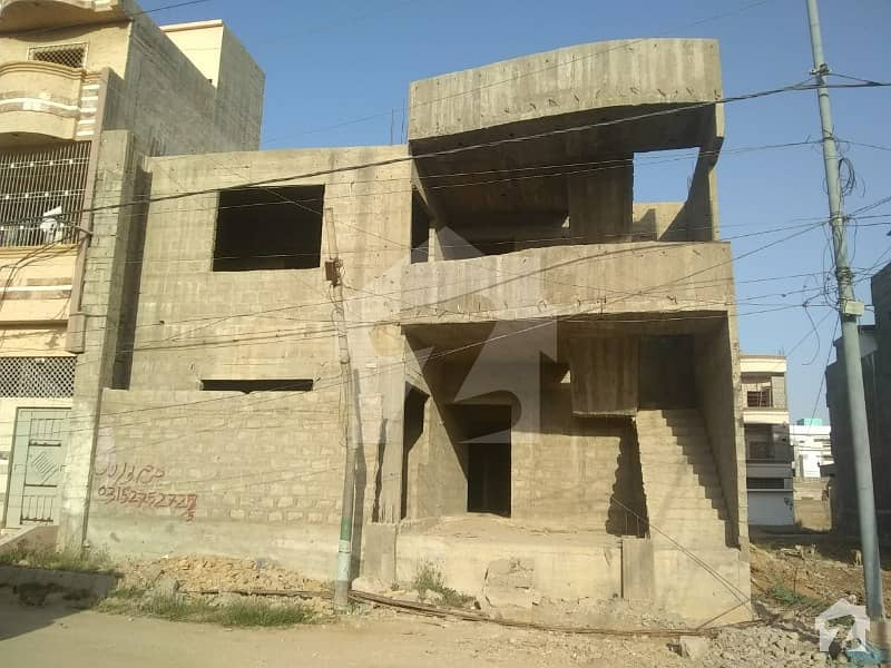 Ground Plus One Structure House For Sale
