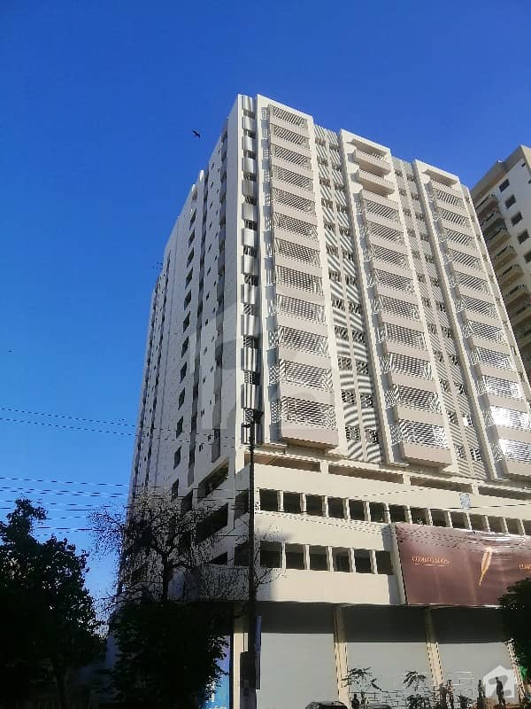 1750  Square Feet Flat Available For Sale In Tariq Road