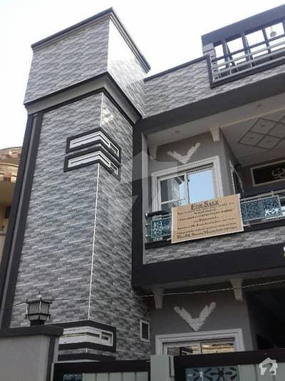 ملٹری اکاؤنٹس سوسائٹی ۔ بلاک ڈی ملٹری اکاؤنٹس ہاؤسنگ سوسائٹی لاہور میں 5 کمروں کا 8 مرلہ مکان 2.1 کروڑ میں برائے فروخت۔