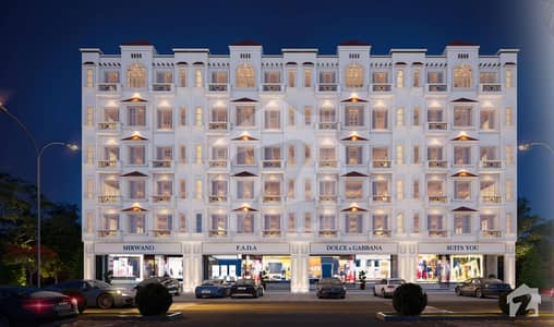 2 Bed Apartment For Sale Near Eiffel Town And Commercial Malls