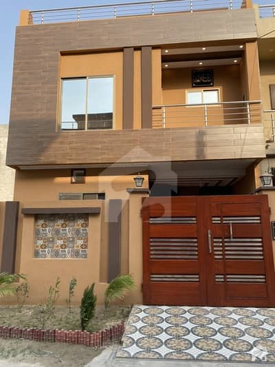 3 Marla Brand New Stylist House Is Available For Sale