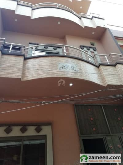 3 Marla Brand New House Triple Storey For Sale