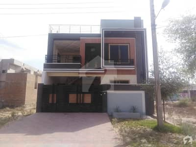 7 Marla Double Storey House For Sale Block H