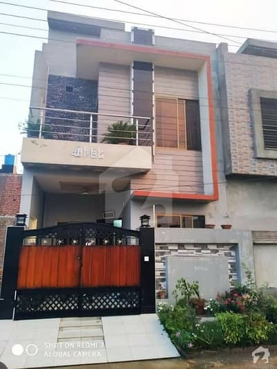 5 Marla Good Condition 4 Bed House For Sale In Pak Arab Society