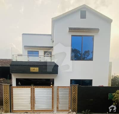 1125  Square Feet House Is Available In Bahria Nasheman