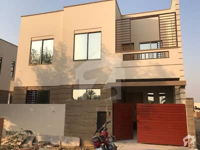 P11, P27 Private Construction 125 Sq Yds Villa On Installments  Is Available For Sale