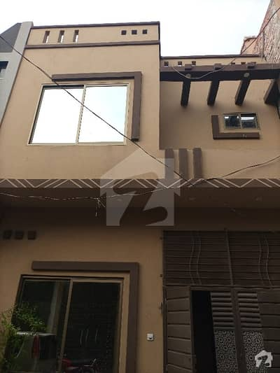 3 Marla House For Sale In Shadab Garden
