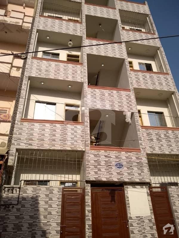 کورنگی - سیکٹر 31-جی کورنگی کراچی میں 1 کمرے کا 2 مرلہ فلیٹ 18 لاکھ میں برائے فروخت۔