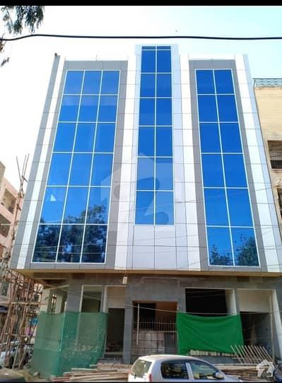 سحر کمرشل ایریا ڈی ایچ اے فیز 7 ڈی ایچ اے کراچی میں 7 مرلہ دفتر 7.35 کروڑ میں برائے فروخت۔