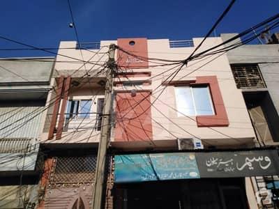 4  Marla House In Liaquatabad - Bakar Mandi Road Is Available
