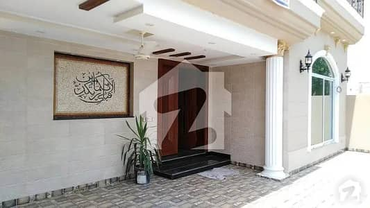 11 Marla Approximately Beautiful Like A New House For Sale In Ghaznavi Block Bahria Town Lahore