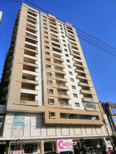 Saima Paari Glorious 1750 Sqft 3 Bed With Dd Main Tariq Road Near By Shaheed-e-millat Road