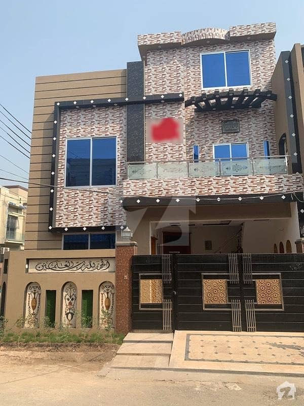 1125  Square Feet House In Bismillah Housing Scheme For Sale