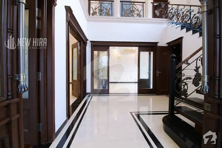 15 Marla Brand New Spanish House Near To Park For Sale In Dha Lahore Phase 8 Air Avenue
