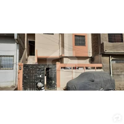 West Open Double Road Facing , Double Storey House For Sale In Bismillah City.