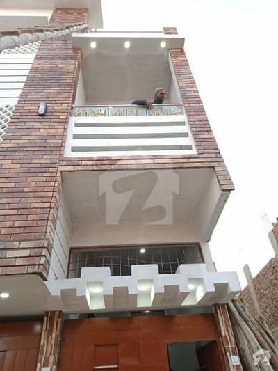 Daman-E-Kohsar Housing Society House Sized 900  Square Feet