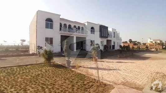 Rooshan Villas Presents 4 Marla Double Storey Brand New House On Installments