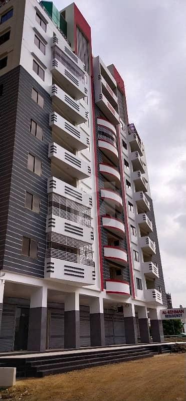 Flat For Sale In Al-rehman Residency