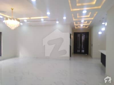 1 kanal Independent brand new ground portion for rent in DHA 2 Islamabad