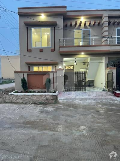 5 Marla Brand New Executive Model House Available For Sale In Snober City Green Villas Adyala Road