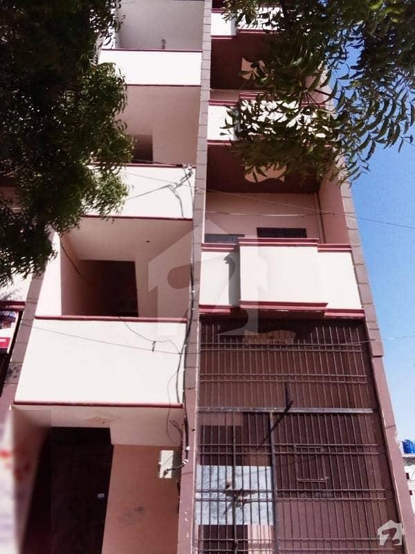 کورنگی - سیکٹر 31-جی کورنگی کراچی میں 1 کمرے کا 2 مرلہ فلیٹ 24 لاکھ میں برائے فروخت۔