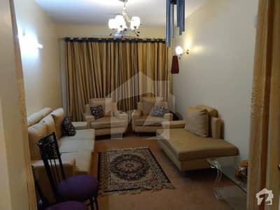3rd Floor Flat  For Sale On Main Rashid Minhas Road