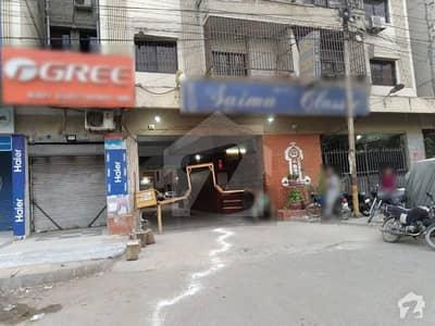 1st Floor Flat For Sale On Main Johar Morh