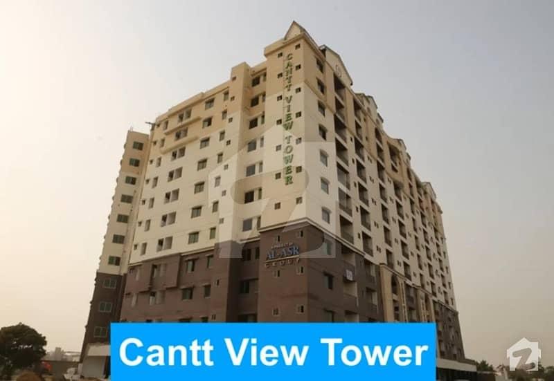 کینٹ ویوٹاور جناح ایونیو کراچی میں 2 کمروں کا 4 مرلہ فلیٹ 70 لاکھ میں برائے فروخت۔