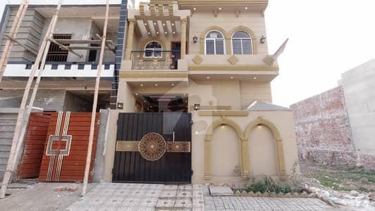 الرحمان فیز 2 - بلاک اے الرحمان گارڈن فیز 2 الرحمان گارڈن لاہور میں 4 کمروں کا 3 مرلہ مکان 65 لاکھ میں برائے فروخت۔