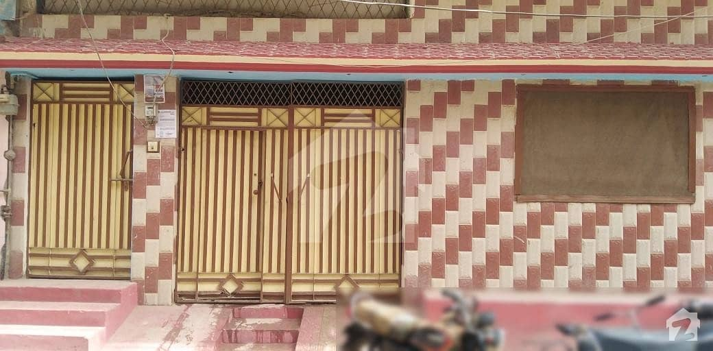 120sq Yard Bungalow For Sale Available At Mehar Ali Housing Scheme Hyderabad