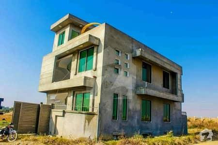 10 Marla Plot Available Prime Location Block B University Town