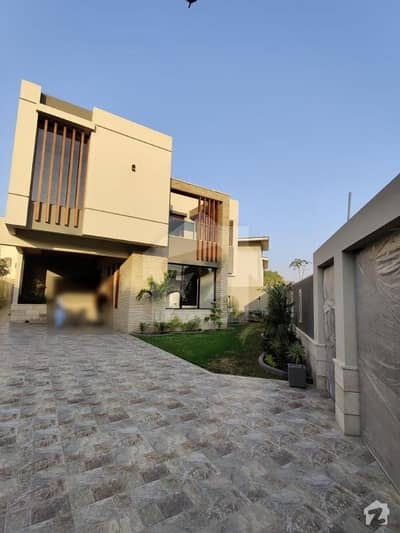 Vip House For Sale In Dha 6 Khayban E Nishat