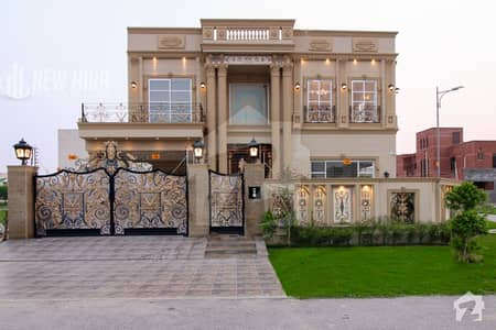 Kanal Classical Design Stylish Bungalow For Sale In Dha Defence