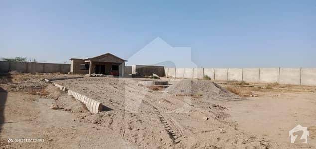 سکیم 45 کراچی میں 8 کنال زرعی زمین 30 لاکھ میں برائے فروخت۔