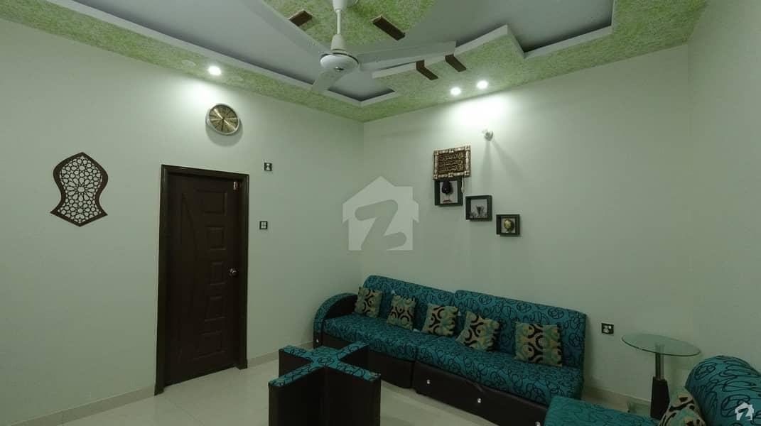 پی آئی بی کالونی کراچی میں 3 کمروں کا 5 مرلہ فلیٹ 1 کروڑ میں برائے فروخت۔