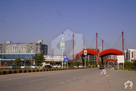 گلبرگ سوک سینٹر گلبرگ اسلام آباد میں 6 مرلہ کمرشل پلاٹ 8.1 کروڑ میں برائے فروخت۔