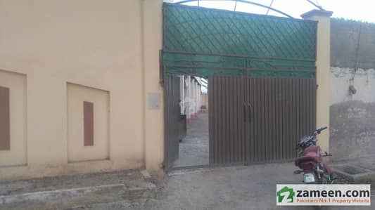 Farm House Is Available For Sale	In Ghareeb Sha Pull