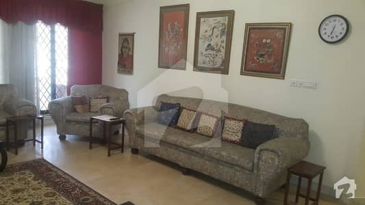 Fully Furnished Ground Floor For Rent In F-10