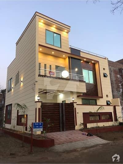 صوفی سٹی منڈی بہاؤالدین میں 5 کمروں کا 5 مرلہ مکان 1 کروڑ میں برائے فروخت۔