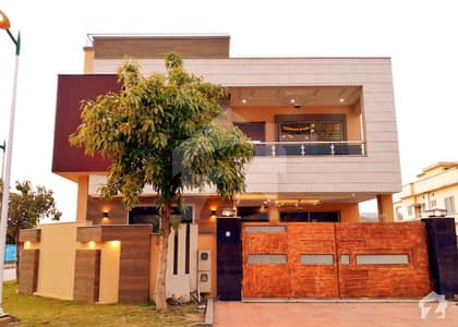 11 Marla Brand New Corner House For Sale Bahria Town Phase 8 Overseas 6 Rwp
