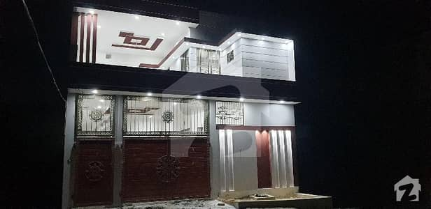 1575  Square Feet House In Akbar Colony