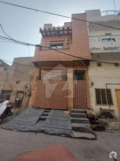 خالد آباد فیصل آباد میں 2 مرلہ مکان 55.5 لاکھ میں برائے فروخت۔