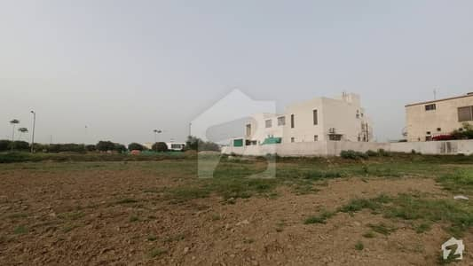 You Can Find A Gorgeous Residential Plot For Sale In DHA Defence